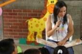 Biblioteca Departamental apoya la literatura infantil
