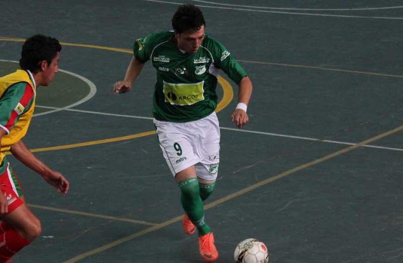 En futsal, Deportivo Cali volvió a la victoria ante el actual campeón