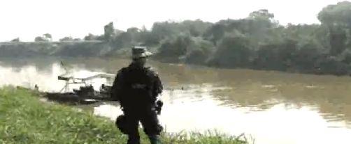 El Ejército y La Policía patrullarán el río Cauca