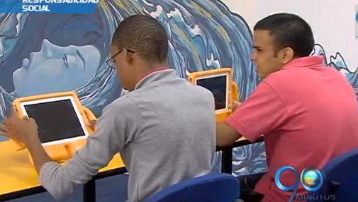 El Instituto Tobías Emanuel estrena sala interactiva para niños
