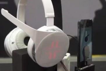 Nuevos auriculares musicales que leen los estados de ánimo