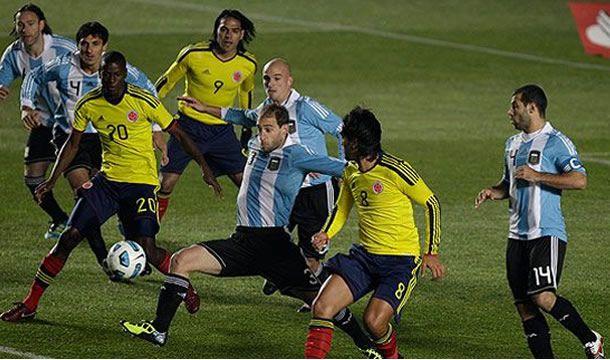 Confirmado el calendario de los partidos de Colombia ante Argentina y Perú