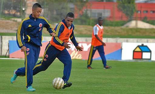 Colombia Sub-17 inicia hoy su camino al Mundial de Emiratos Árabes