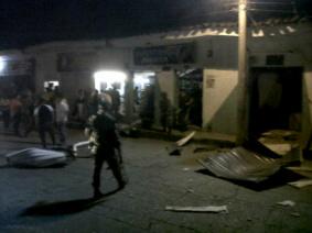 Explosión en local comercial de El Tambo, no dejó heridos