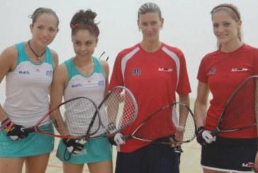 Colombia obtuvo dos medallas de oro en Panamericano de racquetball