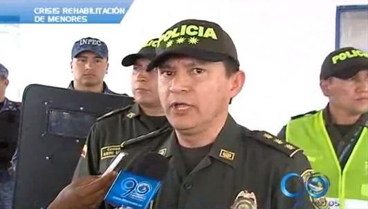 Director del Inpec visitó cárcel de Villahermosa de Cali