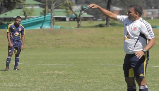 Harold Rivera no seguirá más al frente de la Selección Colombia Sub-17