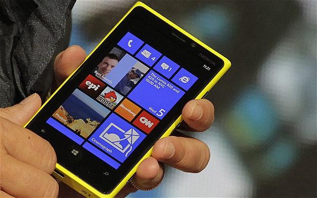 A Colombia llegará el nuevo Windows Phone 8 en este 2013