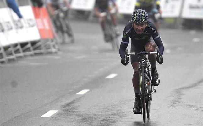 Nairo Quintana ganó la cuarta etapa de la vuelta al País Vasco