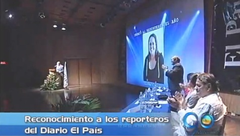 Diario El País entregó sus premios Rodrigo Lloreda Caicedo
