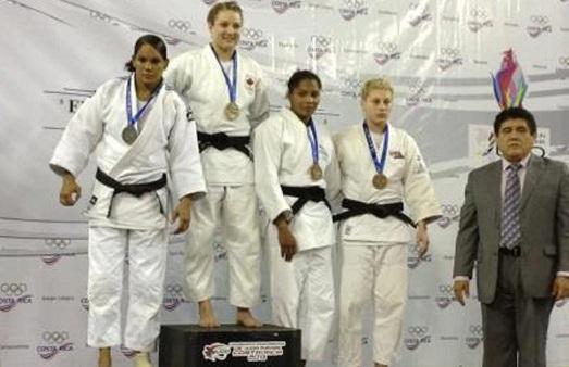 Dos medallas de bronce para Colombia en Panamericano de Judo