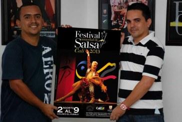 El Festival Mundial de Salsa 2013 ya tiene afiche