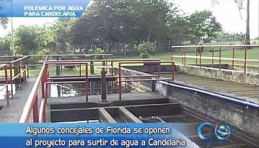 Polémica en Florida por servicio de agua para Candelaria