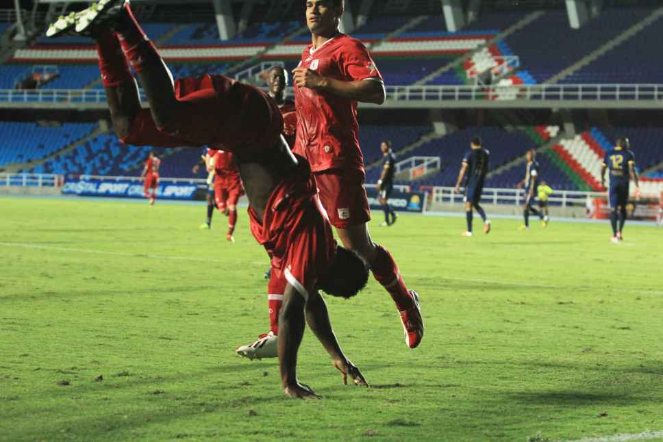 América ganó y es colíder del Grupo E en Copa Postobón
