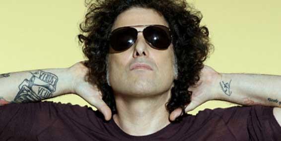 Andrés Calamaro volverá a Colombia en junio de este año