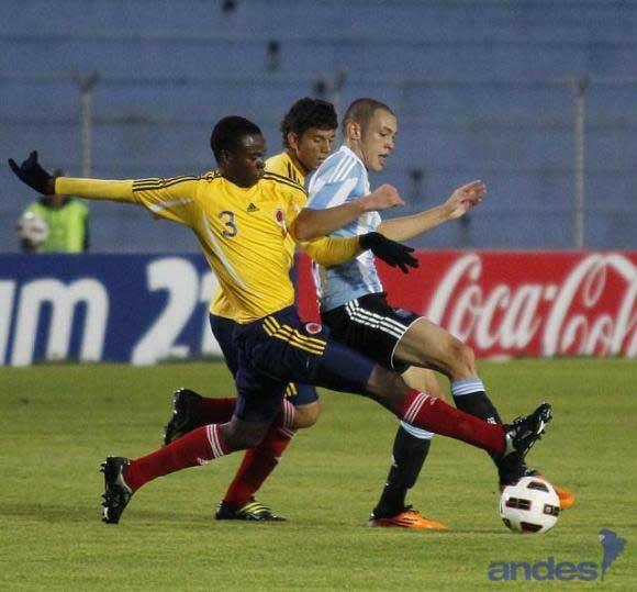 Colombia Sub-17 perdió ante Argentina y quedó eliminada del suramericano