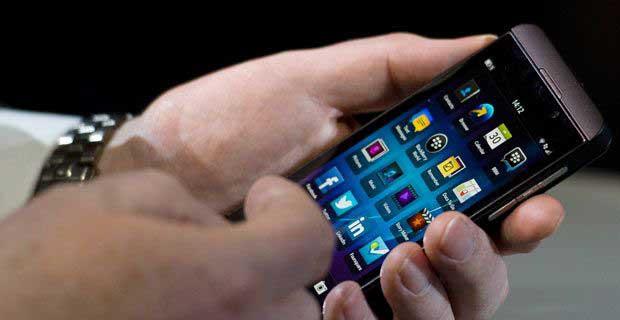 BlackBerry tendrá sólo 5% del mercado en el 2016