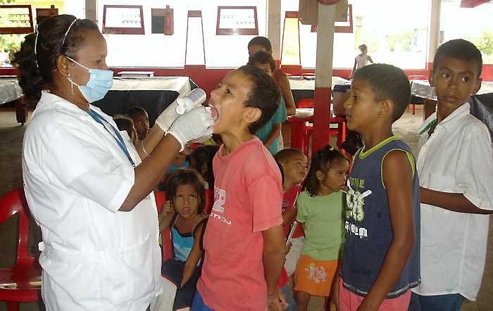 Programan brigada de salud para la población chocoana