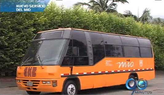 Operadores ya tiene listos los buses 'salmón' del MIO