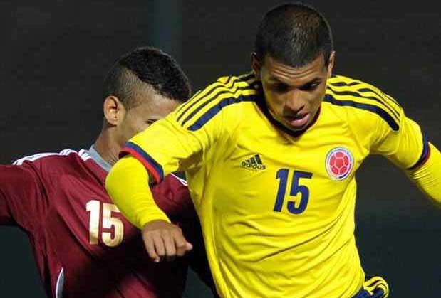 """Selección Colombia sufre de """"empatitis"""" en el Suramericano Sub-17"""