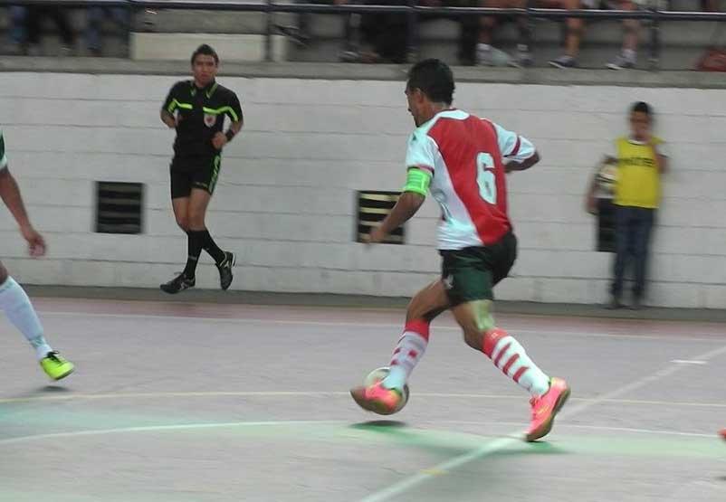 Deportivo Lyon se trajo un punto de su visita al Cóndor – Santa Fe