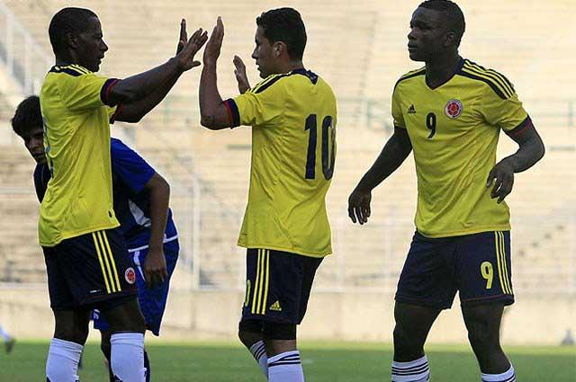 Con 23 jugadores, Colombia Sub-20 iniciará preparación para Toulon y Turquía