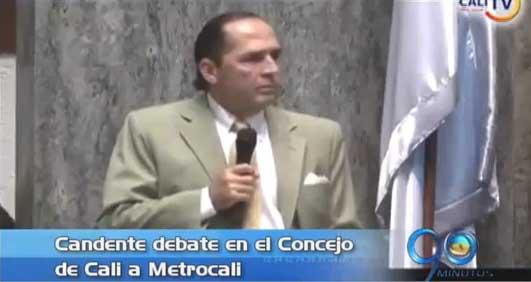 Candente debate a Metrocali en el Concejo de Cali