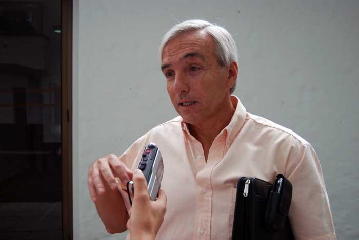Rubén Echeverría, reelegido director general del CIAT