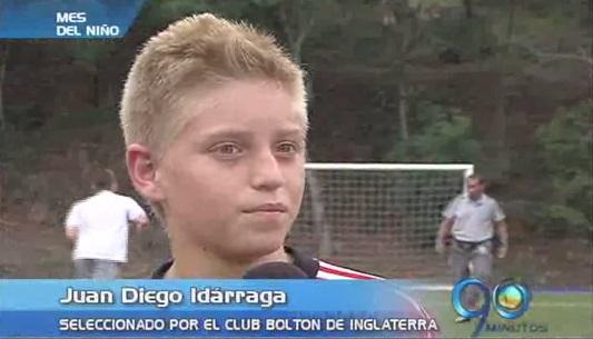 Informe Especial: Los Niños y el Deporte