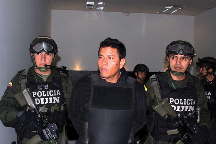 'Fritanga' fue extraditado a Estados Unidos