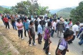 Indígenas condenan a guerrilleros acusados de asesinato