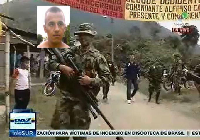 Alias 'Leo', clave para capturar a 17 guerrilleros en Cauca
