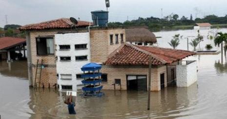 Panorama gris por lluvias, pronostica la Cruz Roja Valle
