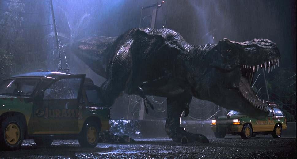 Los dinosaurios de Jurassic Park regresan en 3D