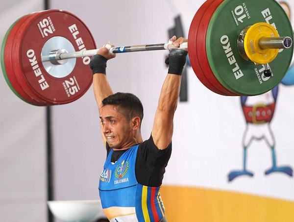 En pesas, Colombia alcanzó dos cupos para Olímpicos de la Juventud
