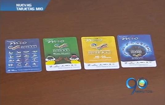 Tarjetas del MIO serán alusivas a los Juegos Mundiales