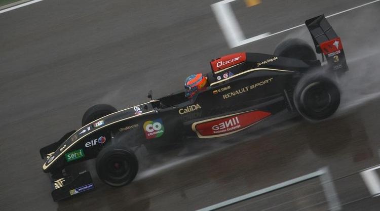 El piloto Óscar Tunjo fue cuarto en el circuito de Motorland, España