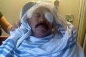 Oscar D'León perdió la visión del ojo izquierdo, se recupera en casa