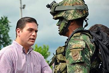 Mindefensa investigará filtración de coordenadas a Uribe
