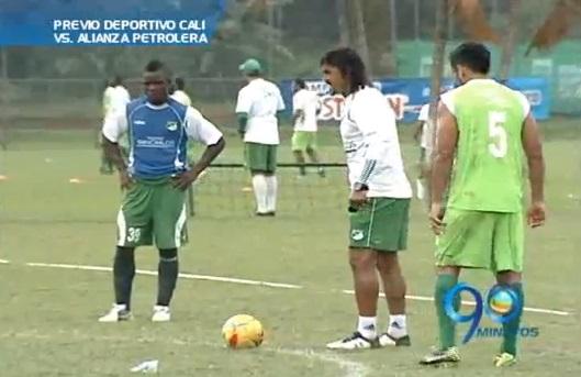 Deportivo Cali recibe a Petrolera con el objetivo de llegar al liderato