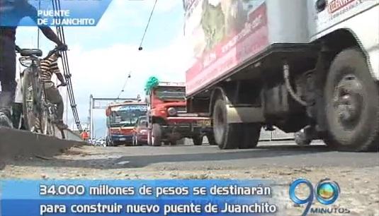 Gobernación del Valle gestiona recursos para construir nuevo puente de Juanchito