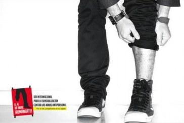 'Remángate' en apoyo a las víctimas de minas antipersona