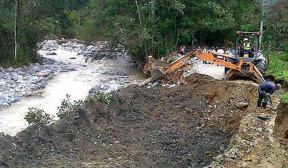 Creciente del río Guadalajara dejó casi 10 mil personas afectadas
