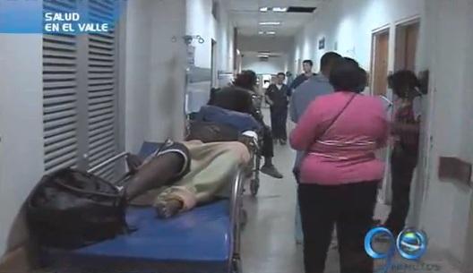 Más de mil personas heridas ingresaron al HUV en este festivo