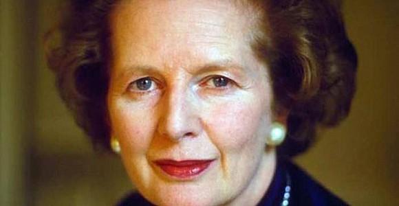 Falleció la exprimera ministra británica Margaret Thatcher