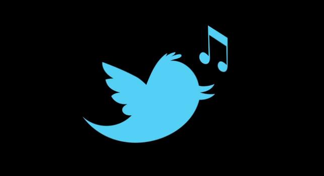 Twitter estrenará su propio servicio de música