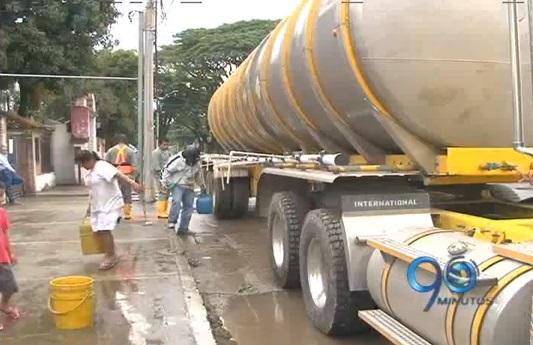 Mañana será suspendido el servicio de agua en Yumbo