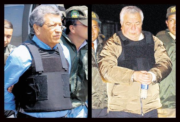 A juicio el clan de los hermanos Rodríguez Orejuela