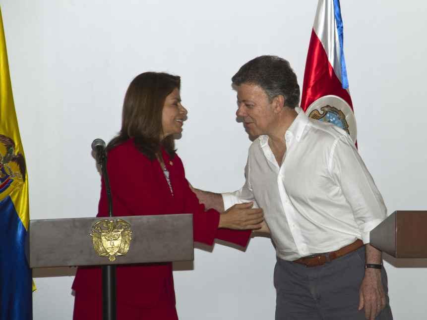 Cali fue testigo del TLC entre Costa Rica y Colombia