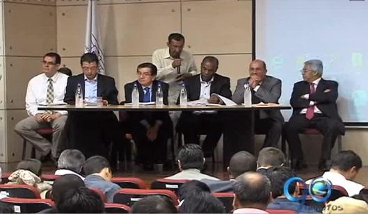 Viceministro de Salud explicó reforma a la salud